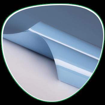 Материалы натяжных потолков